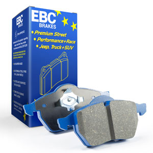 DP51701NDX - DP51701NDX EBC Brake Pads - Blue Stuff