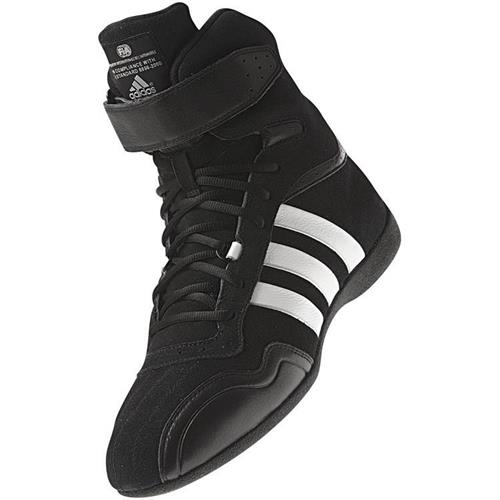Adidas Feroza Elite Shoe Black/White UK 7.5