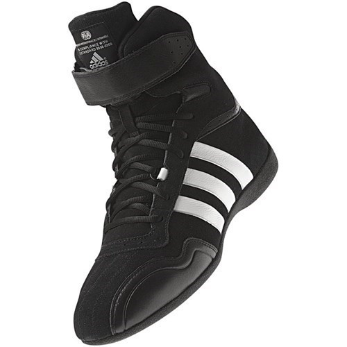 Adidas Feroza Elite Shoe Black/White UK 8
