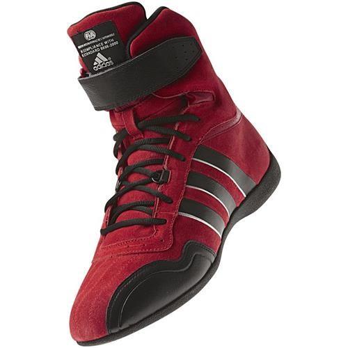 Adidas Feroza Elite Shoe Red/Black UK 4