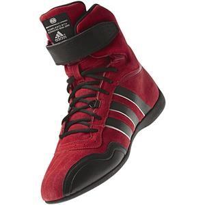 Adidas Feroza Elite Shoe Red/Black UK 8