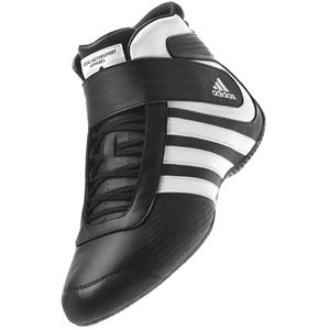 Adidas Kart XLT Shoe Black/White UK 4.5