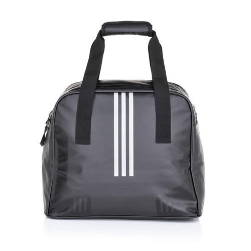Adidas Helmet Bag Black/Metallic Silver (Fleece Lined)