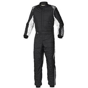 Adidas FIA Climacool Suit Black/Silver Size 48