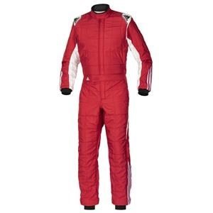 Adidas FIA Climacool Suit Red/White Size 48