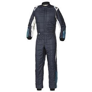 Adidas FIA Climacool Suit Blue/White Size 48