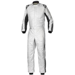 Adidas FIA Climacool Suit Silver/Black Size 48