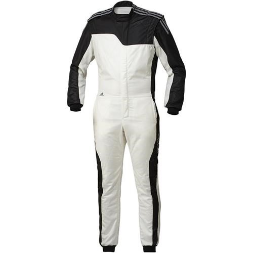 Adidas RSR Climacool Nomex Suit White/Black Size 50
