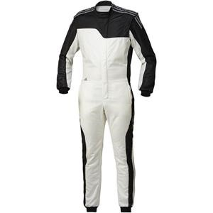 Adidas RSR Climacool Nomex Suit White/Black Size 56