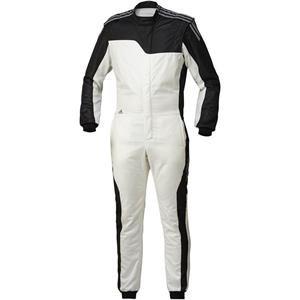 Adidas RSR Climacool Nomex Suit White/Black Size 58