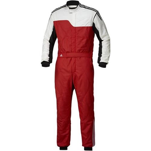 Adidas RS Climacool Nomex Suit Red/White Size 56