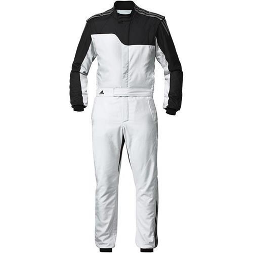 Adidas RS Climacool Nomex Suit Silver/Black Size 48