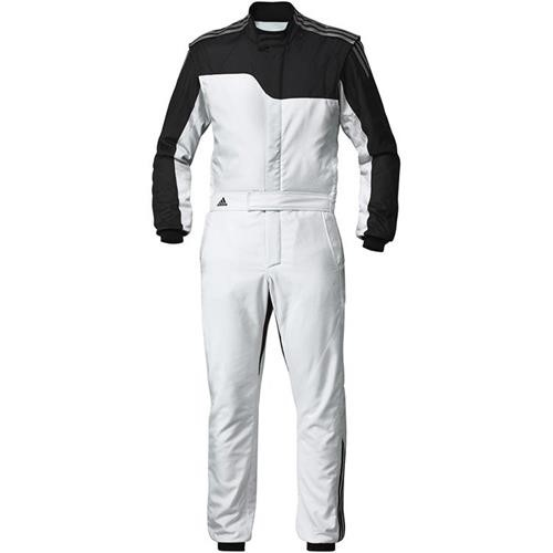 Adidas RS Climacool Nomex Suit Silver/Black Size 50