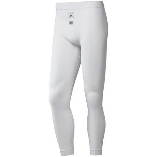 Adidas Techfit Pant White XLarge / XXLarge