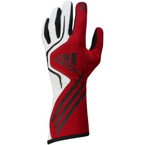 Adidas RS Gloves Red/White/Black Small