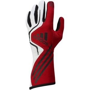 Adidas RS Gloves Red/White/Black XLarge
