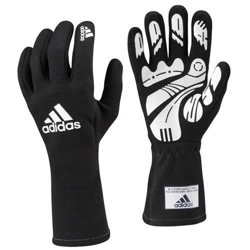 Adidas Daytona Gloves Black Large