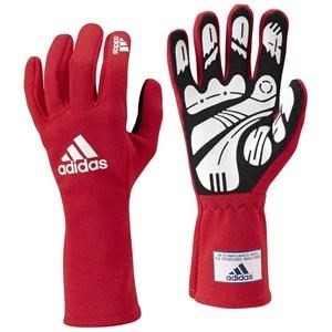 Adidas Daytona Gloves Red Medium