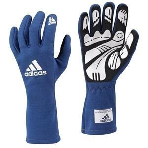Adidas Daytona Gloves Blue Small