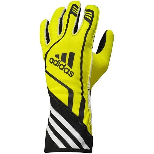 Adidas RSR Gloves Fluo Yellow/Black XSmall