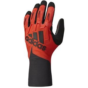 Adidas RSK Kart Gloves Red/Black Large