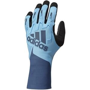 Adidas RSK Kart Gloves Cyan/Navy Large