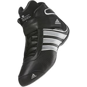 Adidas Daytona Shoe Black/Silver UK 6