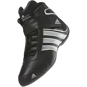 Adidas Daytona Shoe Black/Silver UK 7.5