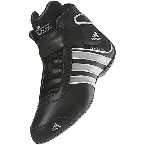 Adidas Daytona Shoe Black/Silver UK 9