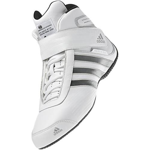 Adidas Daytona Shoe White/Silver UK 7