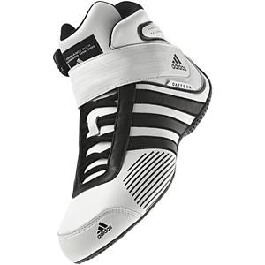 Adidas Daytona Shoe White/Black UK 6