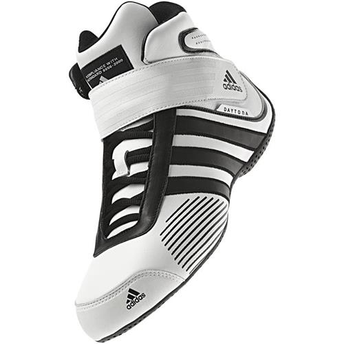 Adidas Daytona Shoe White/Black UK 7.5