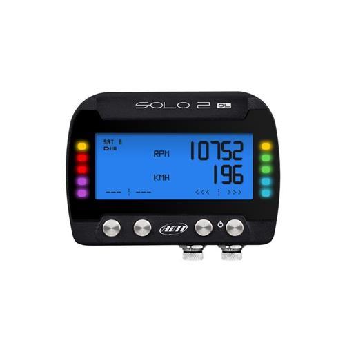 Solo 2 DL GPS Lap Timer (CAN/RS232) AIM Motorsport
