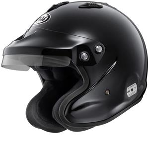 Arai GP-JET/3 Helmet Medium 57-58cm (with M6 washers) Black