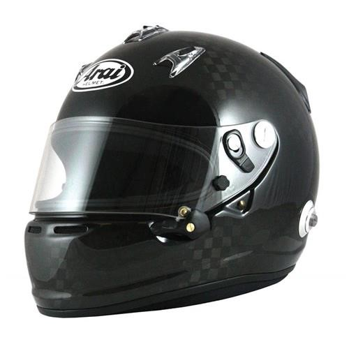 Arai GP-6 RC Helmet XLarge 61-62cm (with HANS) Carbon