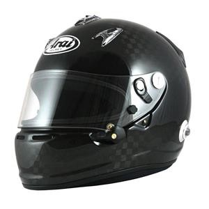 Arai GP-6 RC Helmet XSmall 53-54cm (with HANS) Carbon