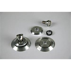 Arai FHR HANS Anchors - (Allen Bolt) Aluminium