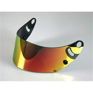Arai CK-6 Shield - Mirror Coating - Red