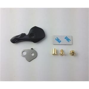 Arai GP-6 Shield Lock Kit - Silver