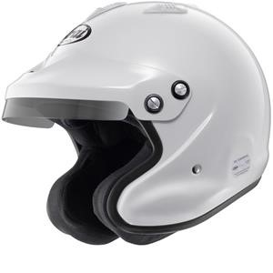 Arai GP-JET/3 Helmet Medium 57-58cm (with M6 washers) White