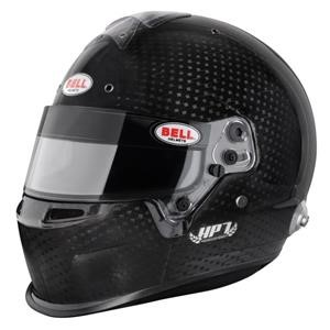 HP7 CARBON DUCKBILL 61+ (7 5/8 PLUS)  (HANS) BELL HELMET