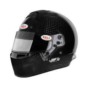 HP7 CARBON NO DUCKBILL 59+ (7 3/8 PLUS)  (HANS) BELL HELMET