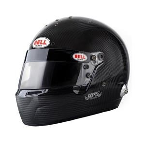HP5 TOURING CARBON 61+ (7 5/8 PLUS)  (HANS) BELL HELMET