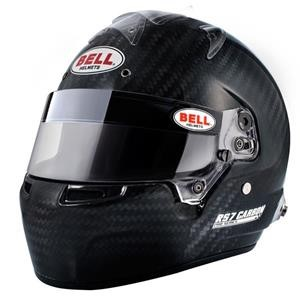RS7 CARBON NO DUCKBILL 61 (7 5/8)  (HANS) BELL HELMET