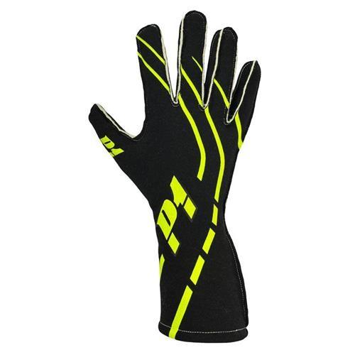P1 Grip2 Gloves Black - Size 10