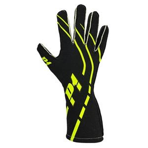 P1 Grip2 Gloves Black - Size 6