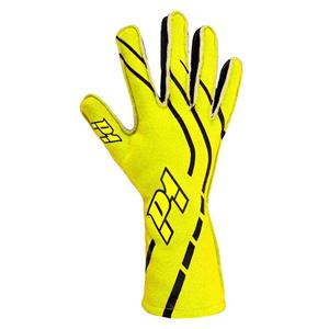 P1 Grip2 Gloves Yellow - Size 8