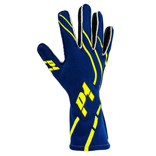 P1 Grip2 Gloves Blue - Size 8