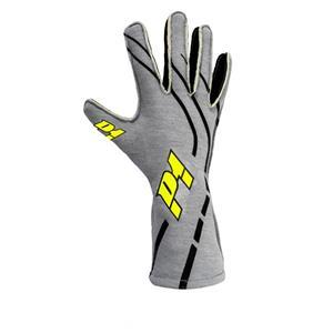 P1 Grip2 Gloves Silver - Size 8
