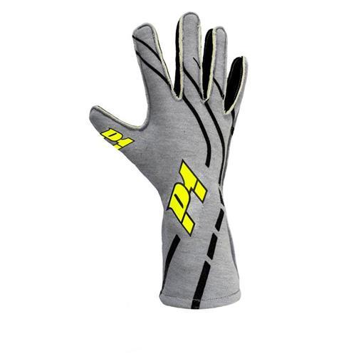 P1 Grip2 Gloves Silver - Size 9